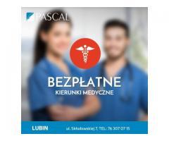 Bezpłatne kierunki medyczne - zadzwoń do nas i dowiedz się więcej :)